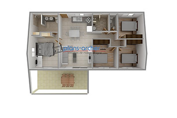 plan de maison nouvelle calédonie