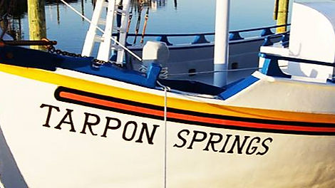 "Journey with us to Tarpon Springs, ""the sponge capital of the world!"" We will tour St Nicholas Cathedral, indulge in a delicious Greek lunch at Hella's and go on a sponge-diving boat cruise all while being engulfed in the beautiful Greek culture!"
