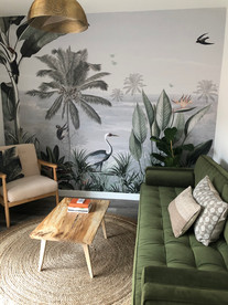 Botanical Living Room