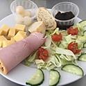 Ploughman's Salad
