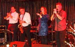 Band at Brians Birthday