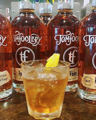 bourbon tom foolery bar grandview heights columbus ohio