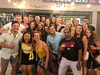 barrel and taps group friends fun ba columbus grandview heights ohio bar