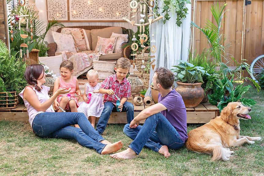 Blackwood Nutrition Holistic Nutrition & Wellness - Cambridge, Ontario - Jasmin Blackwood - Family Photo