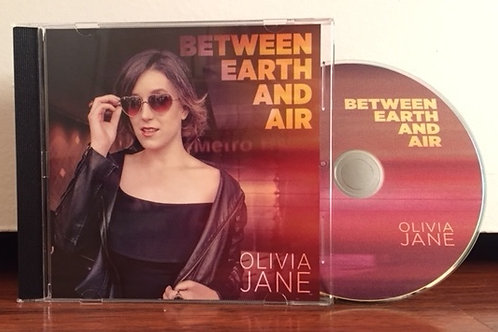 Between Earth And Air by Olivia Jane - CD