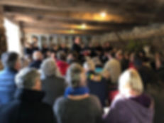 Jardin de La Mothe Salles Courbaties 2018