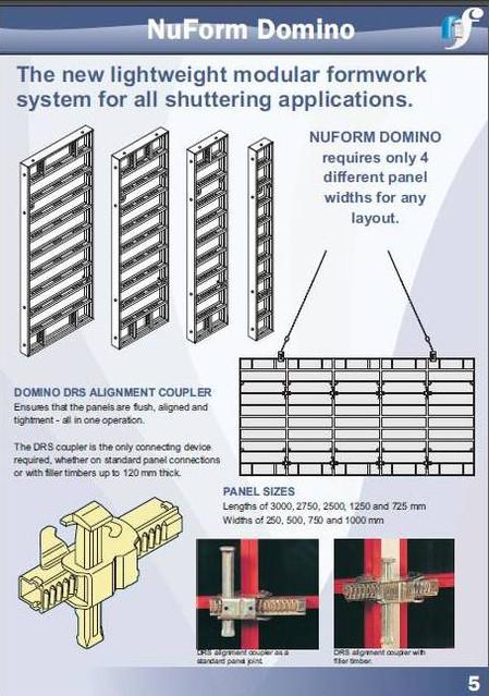 CATALOGUE | Nuform Scaffolding
