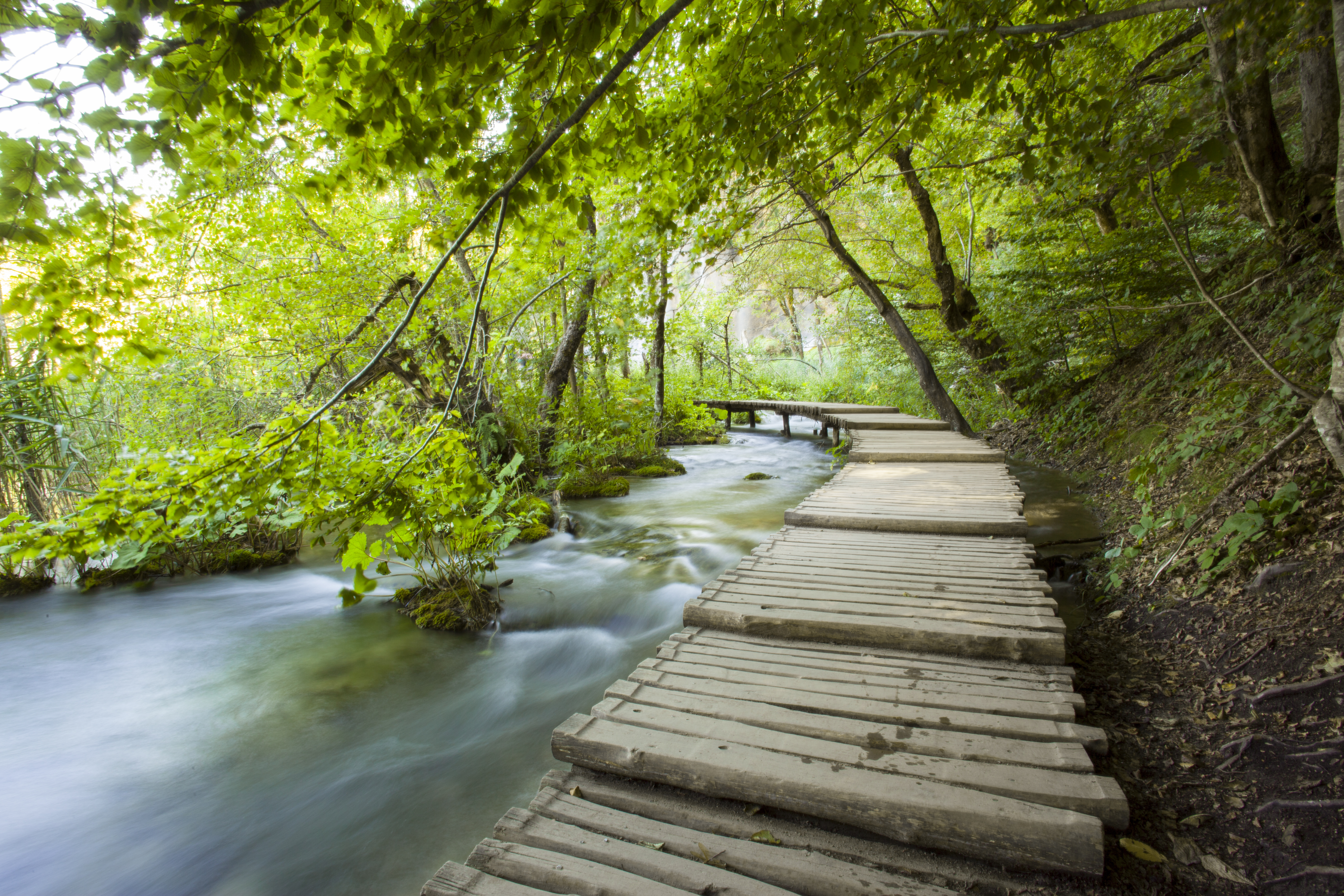 Plitvice lakes, Croacia