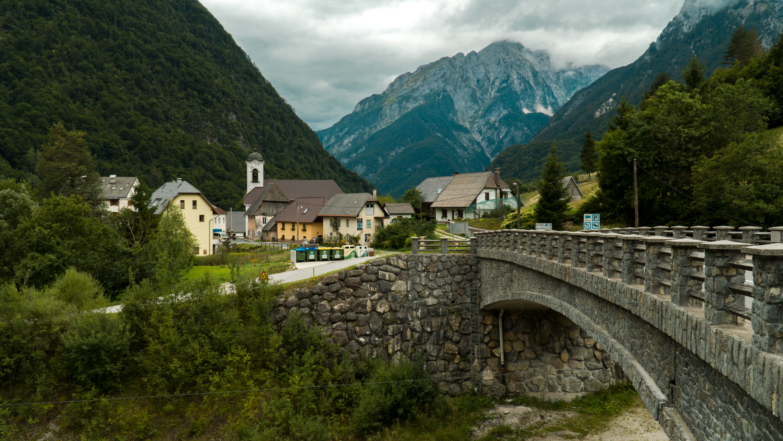 Soca valley, Slovenia
