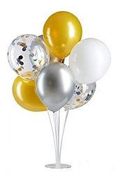 Balloon stand around venue