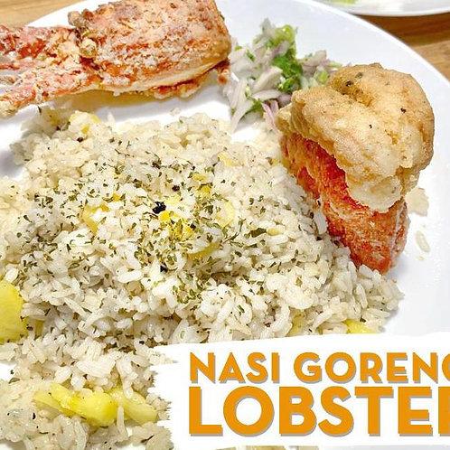HUSBAND & WIFE Nasi Goreng Lobster