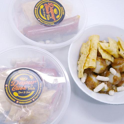 DAPUR CILOK SI TETEH Cilok Bumbu Kacang