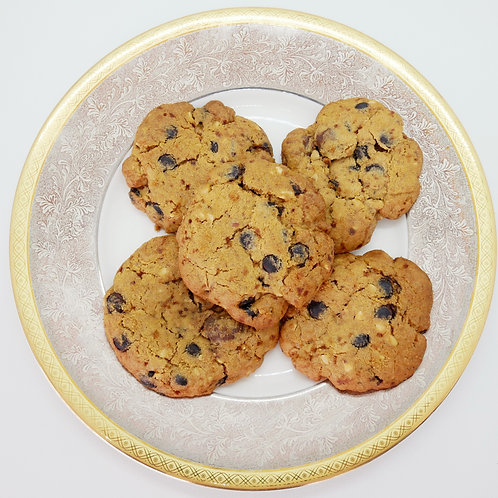 MR.GAYO Vanilla Chip Melted Choco Cookies Small Pack