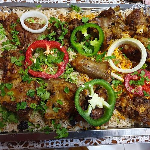 2D MART Nasi Kebuli/Briyani Ayam L