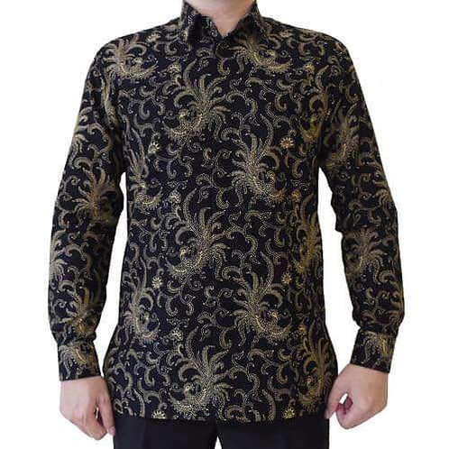 HANLEE Batik Lengan Panjang - HL545