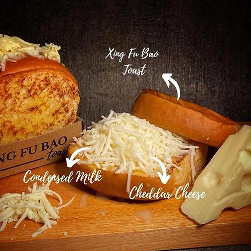XING FU BAO Cheese Me Up Toast