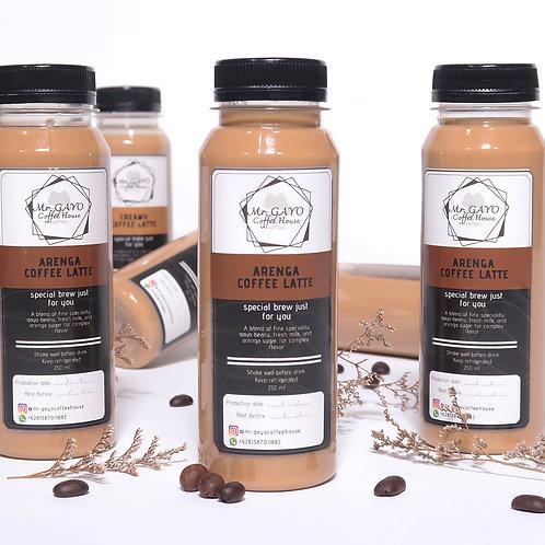 MR.GAYO Arenga Coffee Latte