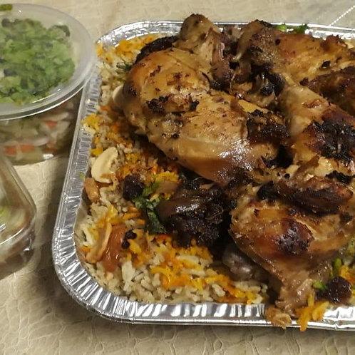2D MART Nasi Kebuli/Briyani Ayam M