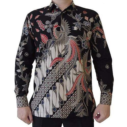 HANLEE Batik Lengan Panjang - HL546