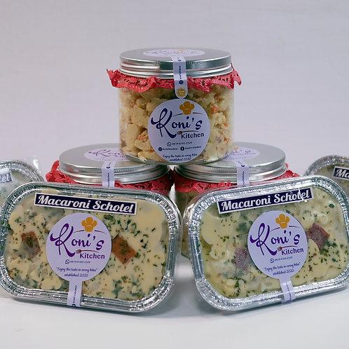KONI'S KITCHEN Macaroni Schotel Jar