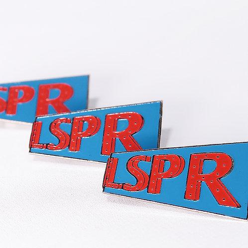 LSPR OFFICIAL MERCHANDISE Pin
