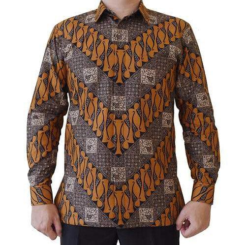 HANLEE Batik Lengan Panjang - HL556