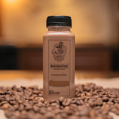 CABARET COFFEE Mocaccino