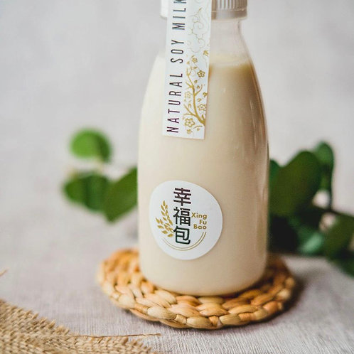XING FU BAO Natural Soy Milk