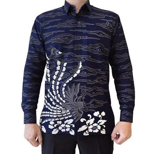 HANLEE Batik Lengan Panjang - HL554
