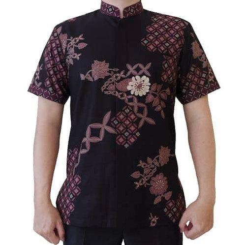 HANLEE Batik Lengan Pendek - HL541