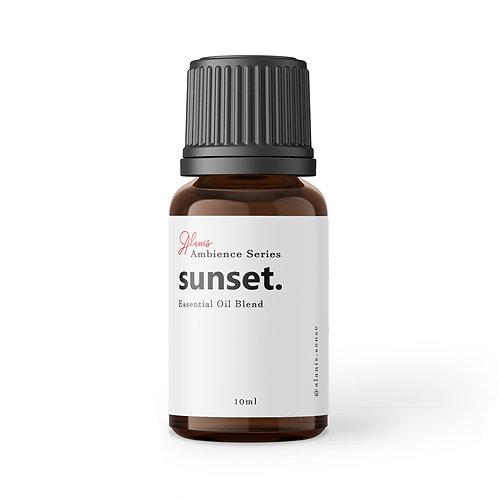 ALANIS SENSE Sunset Essential Oils 10ml