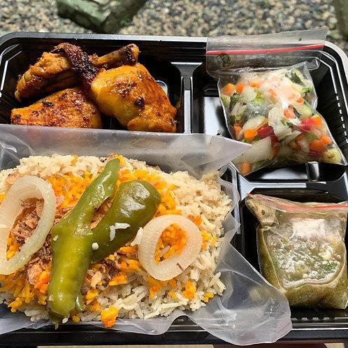 2D MART Nasi Kebuli/Briyani Ayam S