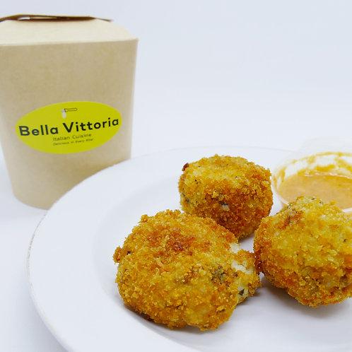 BELLA VITTORIA Mozzarella Arancini