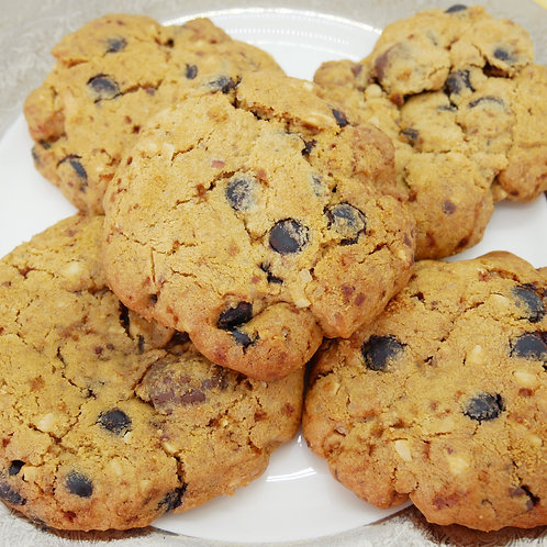 MR.GAYO Vanilla Chip Melted Choco Cookies Large Pack