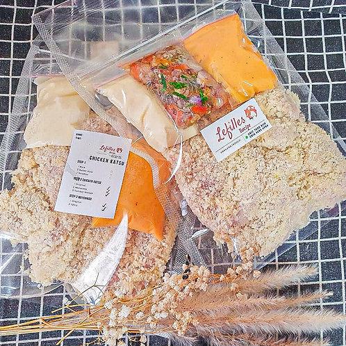 LEFILLES RECIPE Chicken Katsu
