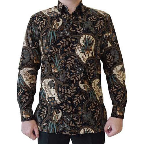 HANLEE Batik Lengan Panjang - HL547
