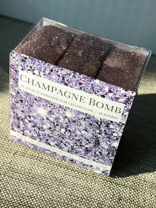 Lavender Champagne Bomb 18 Pack