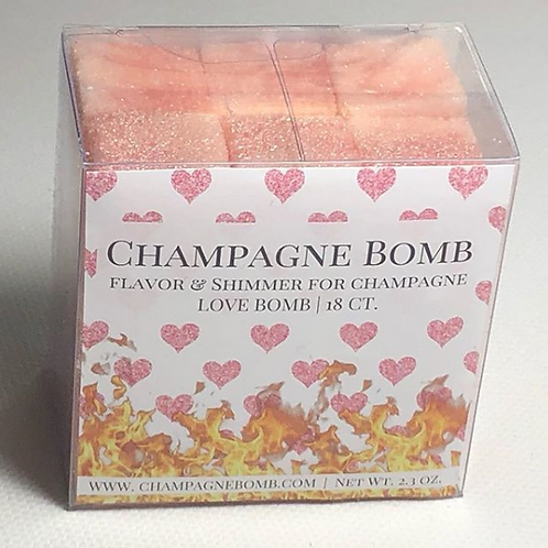 Love Potion Champagne Bomb 18 Pack