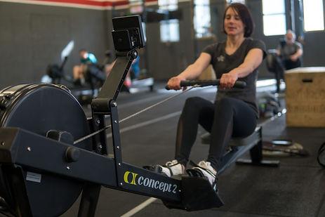 Rameur CrossFit Octoduria