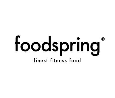 """""""foodspring"""" notre nouveau partenaire"""