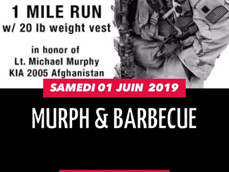 MURPH & BARBECUE