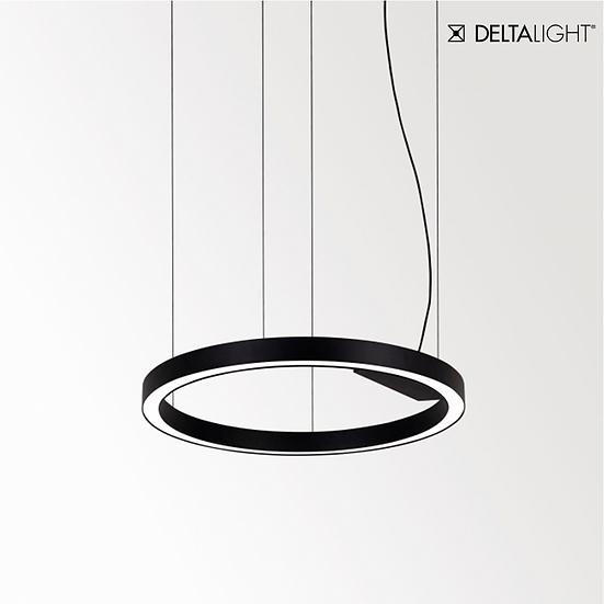 Deltalight SUPER-OH! Slim 120 C SBL DOWN-UP