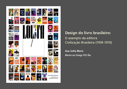 Design do livro brasileiro. Design of the Brazilian Book