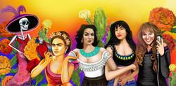 """""""Las mujeres no se acaban, las santas"""" Heavy X La Santa Bar DTSA"""