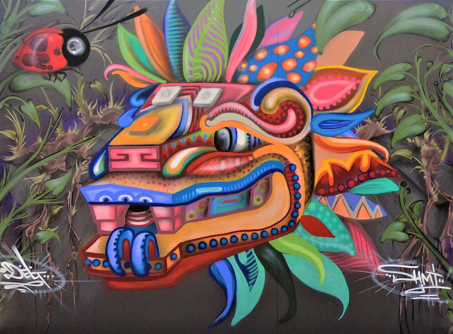 """""""Creator, Quetzalcoatl"""""""