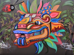 """Creator, Quetzalcoatl"" The Heavy Collective"