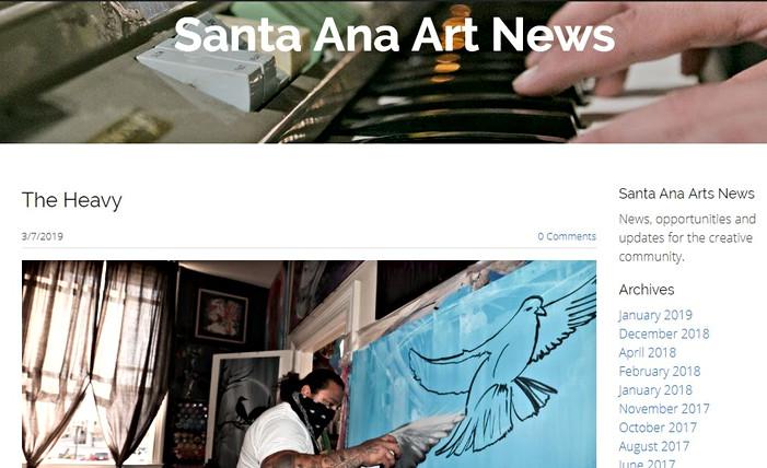 SA ART NEWS