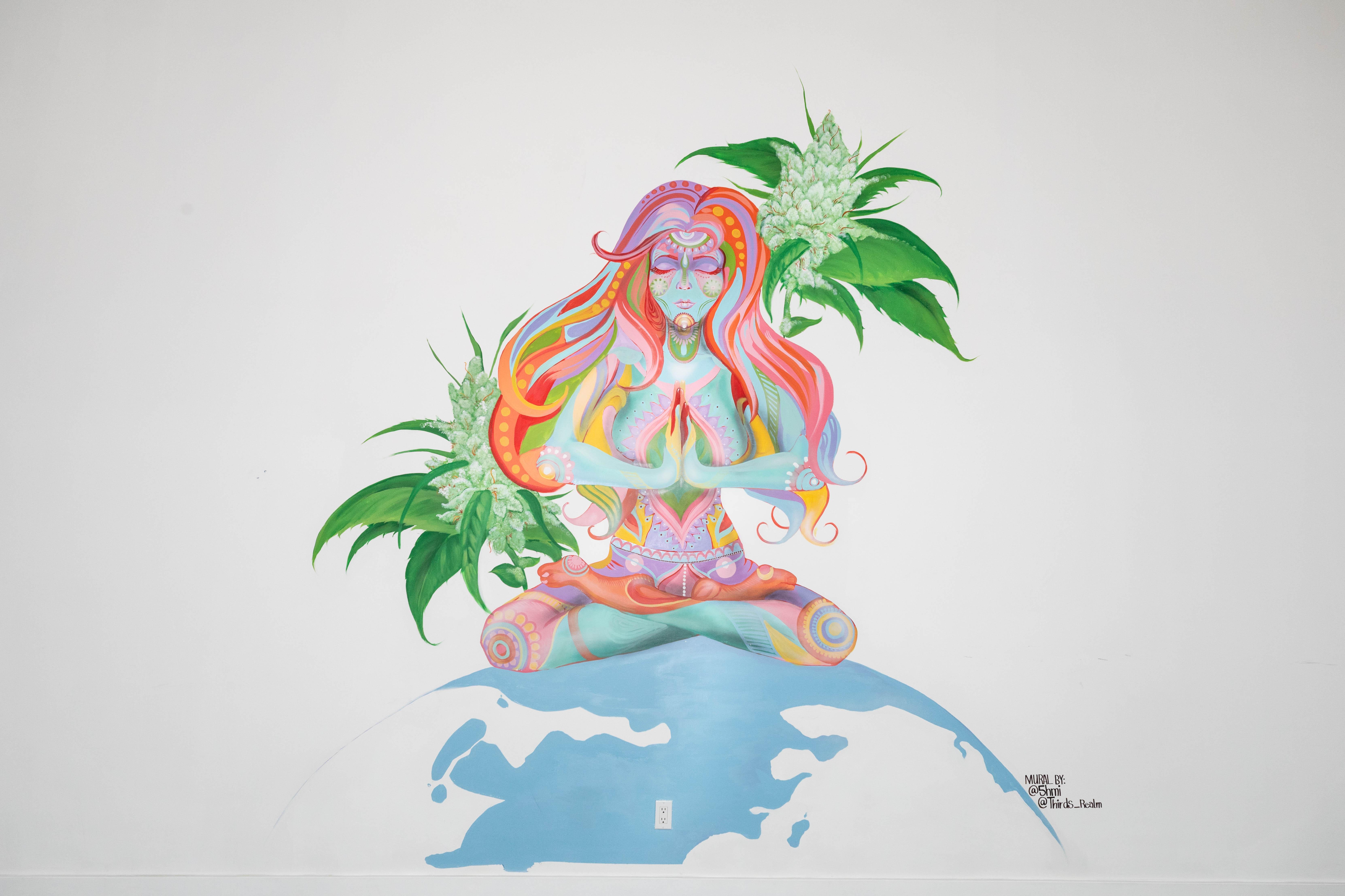 """""""Herbal meditation"""""""
