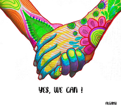 """""""Yes, We can!"""""""