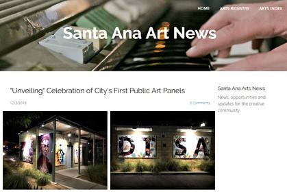 Santa Ana News
